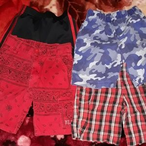 A bundle of boys  youth clothes size 4T